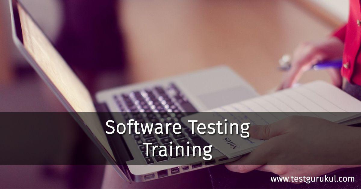 Pin on Software Testing Training