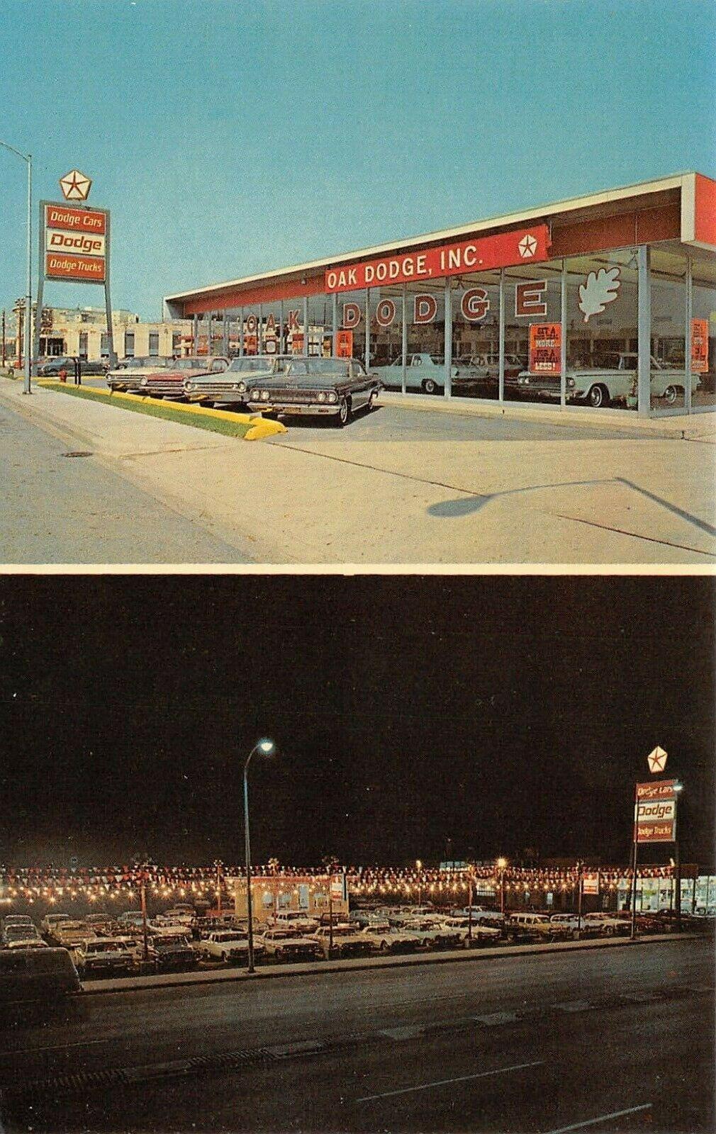 1969 Oak Dodge Inc Dodge Dealership Oak Lawn Illinois Oak
