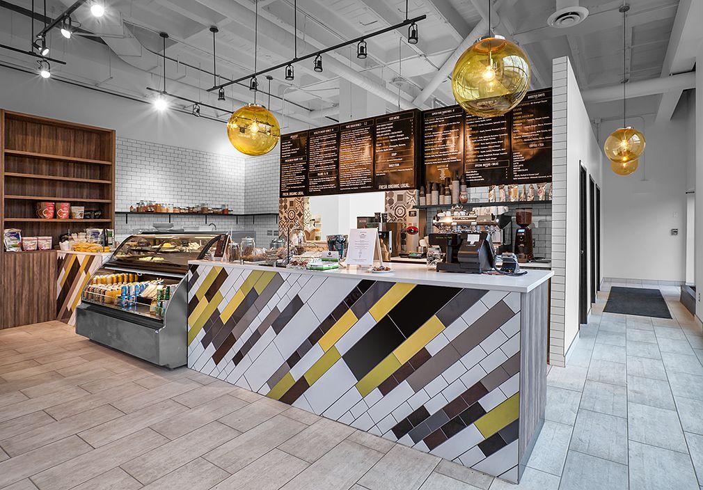 Thinkform Architecture Interiors Pure Juice Bar Kitchen