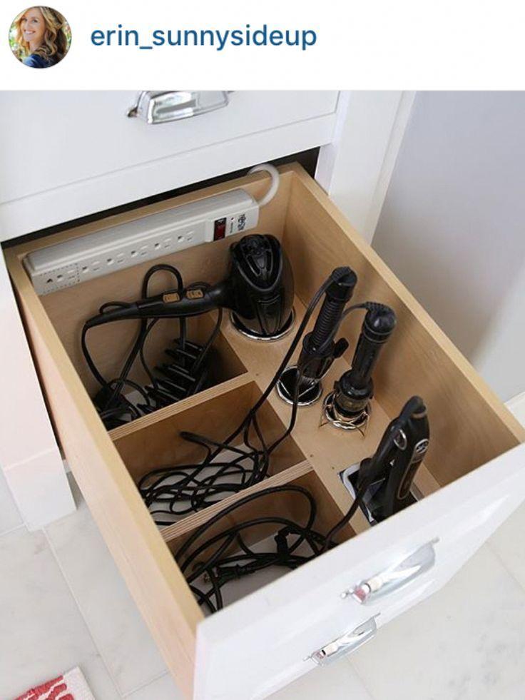 Ich brauche das in meinem Badezimmer, um alle Räume zu verstauen #schminktischideen
