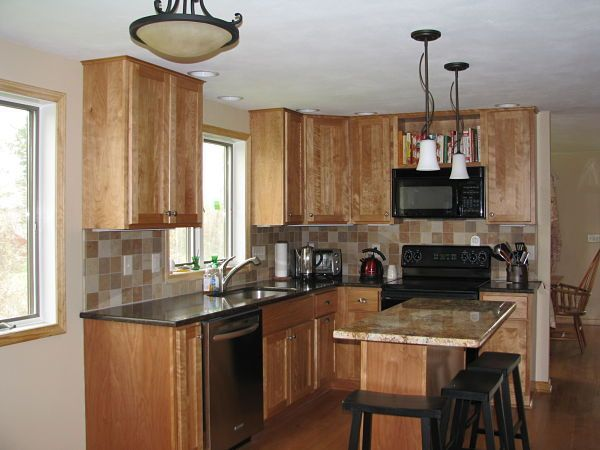 Find Cool L-Shaped Kitchen Design for Your Home Now | FEAST | L ...
