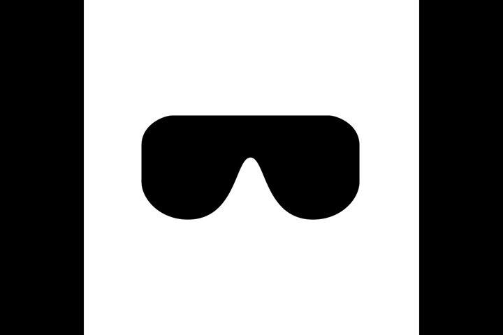 Safety Glasses Doctor Symbol Flat Line Icon Vector Illustra 853654 Icons Design Bundles Line Icon Graphic Design Resources Design Bundles
