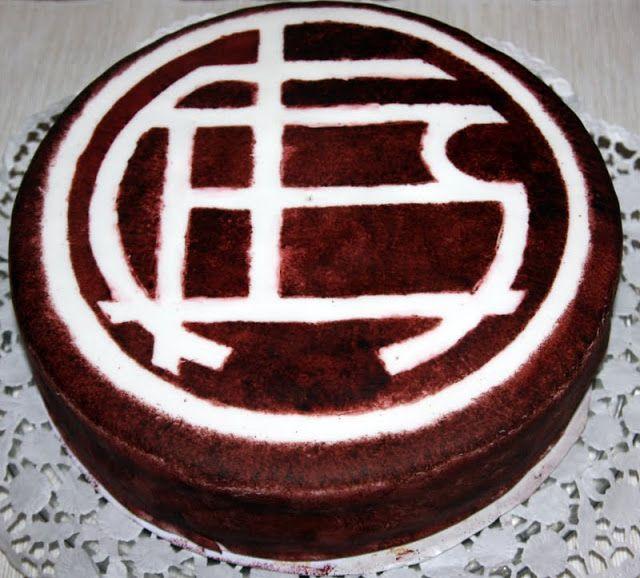 Pintar pastel con plantilla