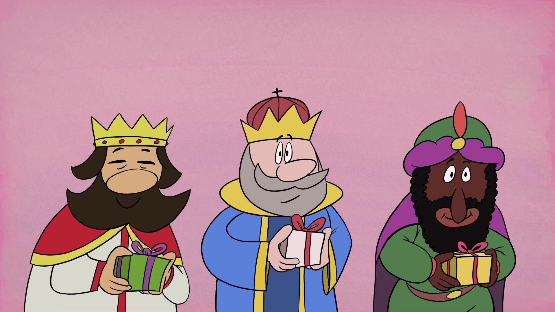 Schooltv Clipphanger Wie Waren De Drie Koningen Driekoningen Koning Thema