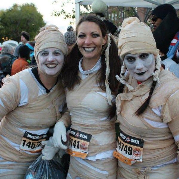 Monster Dash Half Marathon, 10 Mile, 10K and 5K