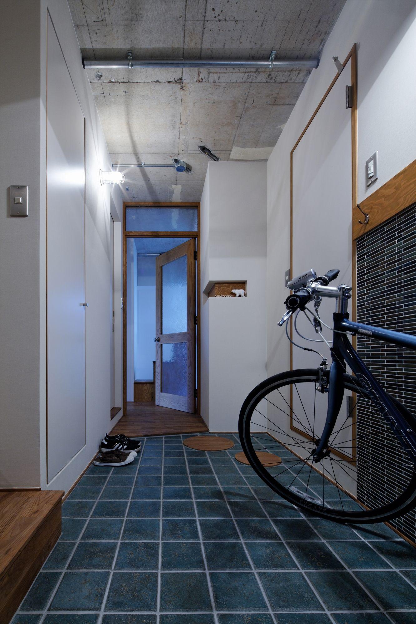 Renovation Mansion おしゃれまとめの人気アイデア Pinterest Natsu Komi リノベーション リフォーム 玄関 玄関 デザイン