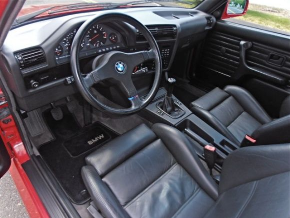 1988 BMW M3 - Interior | BMW | Pinterest | BMW M3, BMW and E30