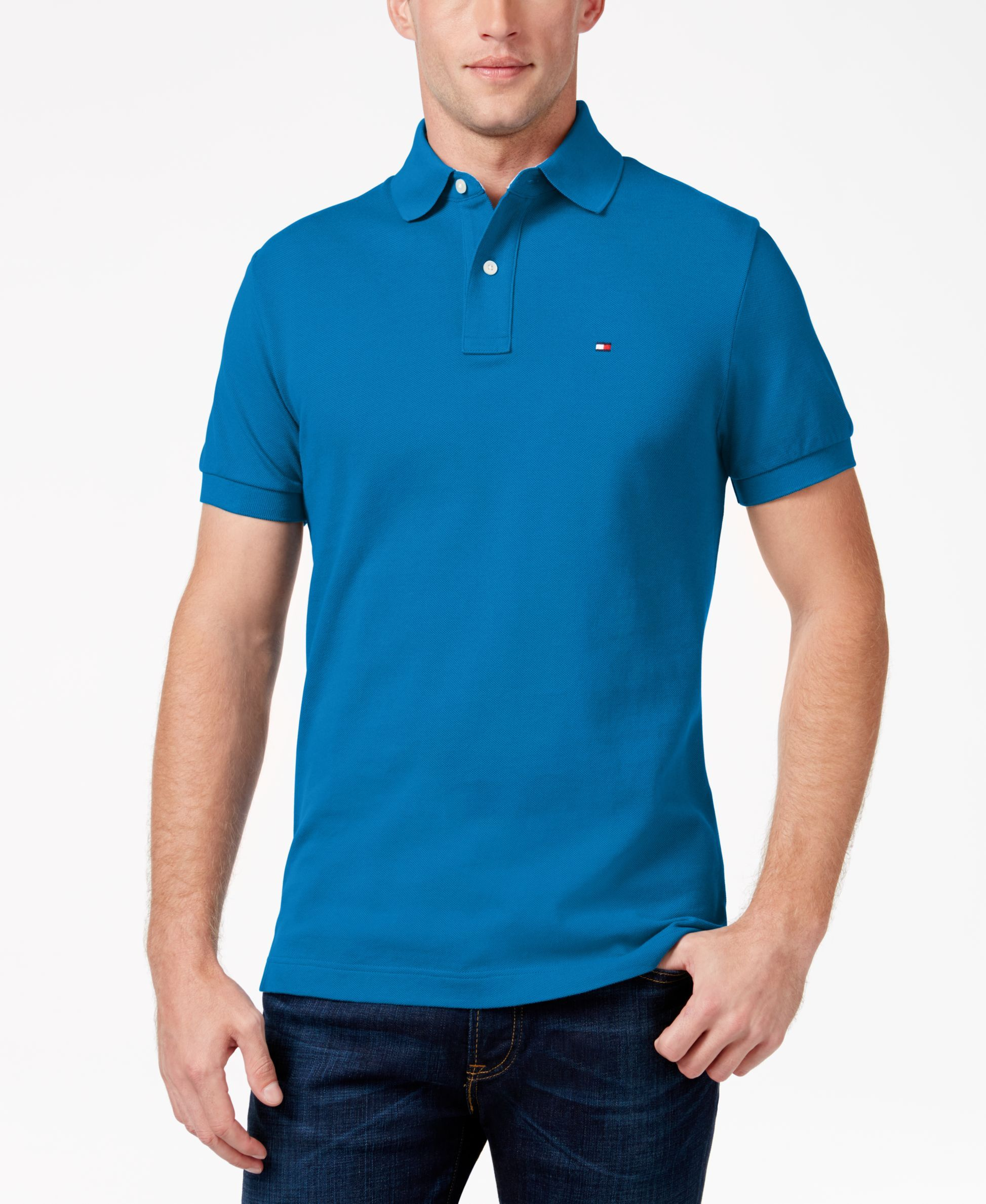 63c3475d Men's Custom-Fit Ivy Polo | Products | Polo