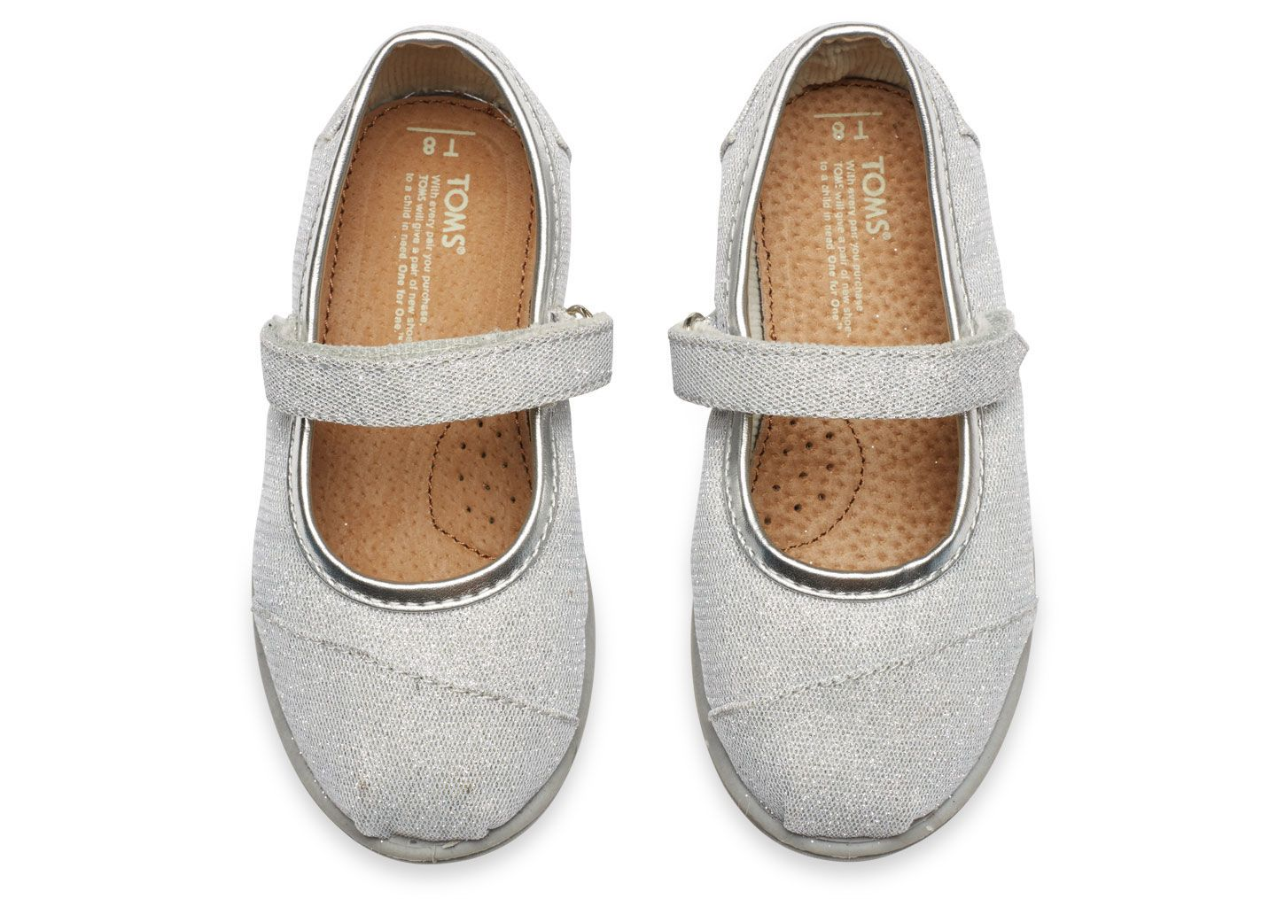 For the flower girl! #TOMS Mary Janes #TOMSWedding