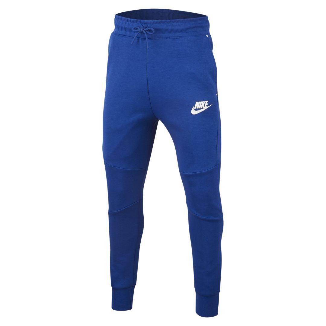 Nike sportswear big kids tech fleece pants in