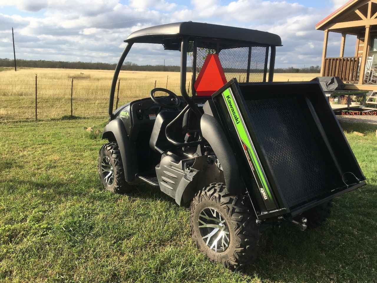 used 2014 kawasaki mule 610 4x4 xc atvs for sale in texas. comes