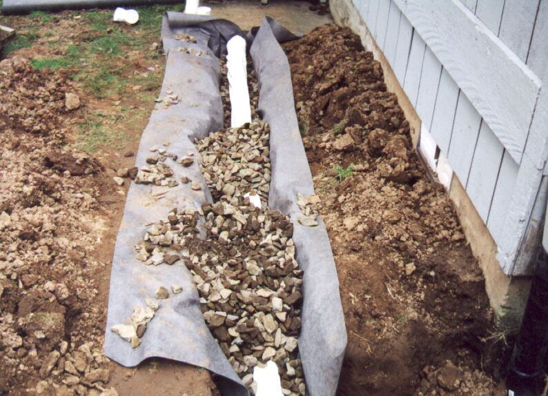 charming how to french drain Part - 6: charming how to french drain amazing design