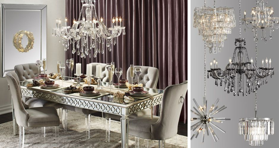 Simone Holiday Living Room Inspiration Dining table