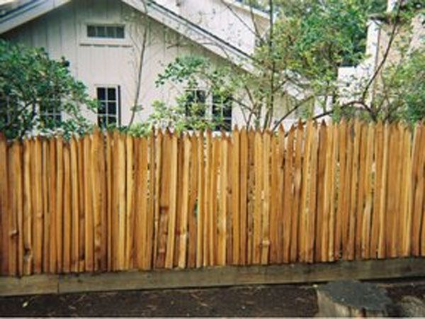 17 Best images about Fences on Pinterest   Fence styles, Barking ...