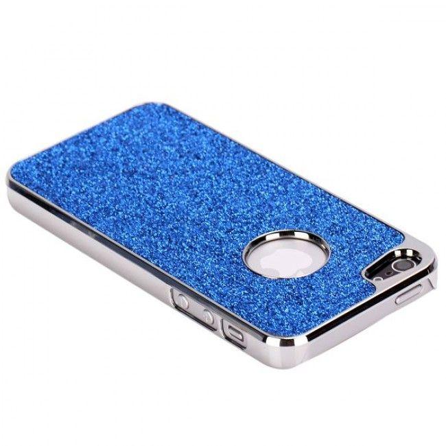 Star Dust (Sininen) iPhone 5S Suojakuori - http://lux-case.fi/star-dust-sininen-iphone-5-suojakuori.html