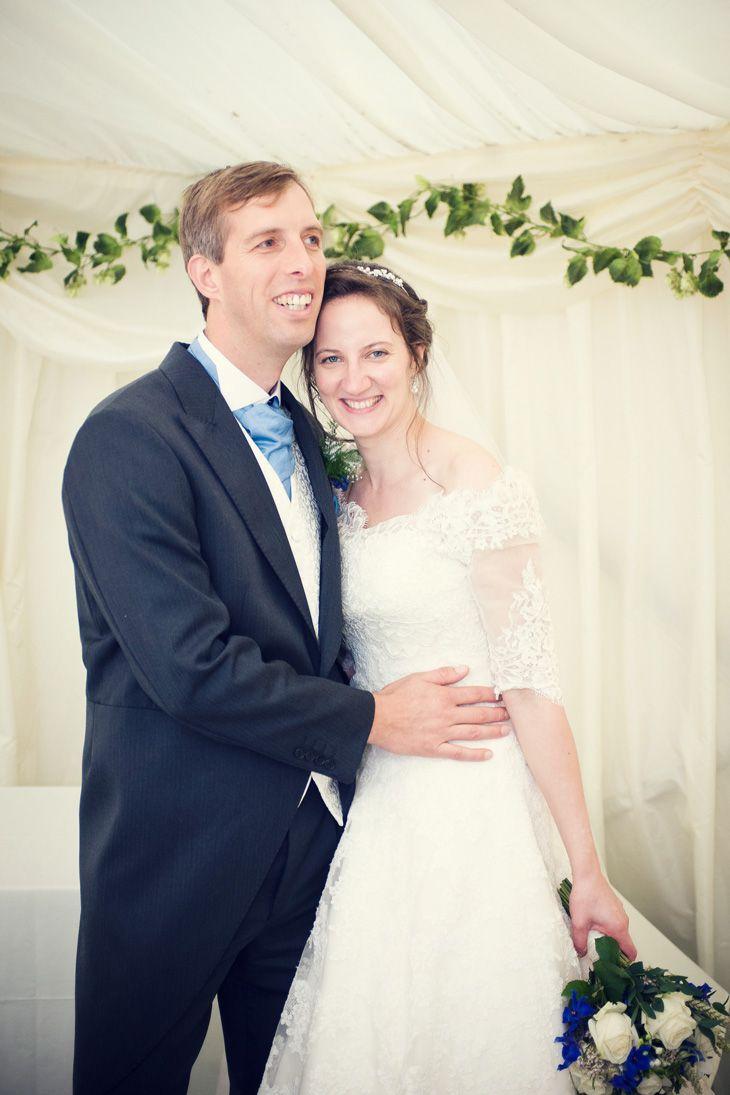 Bilsington Priory wedding of Isabel and David Check more at https://www.howlingbasset.com/bilsington-priory-wedding/