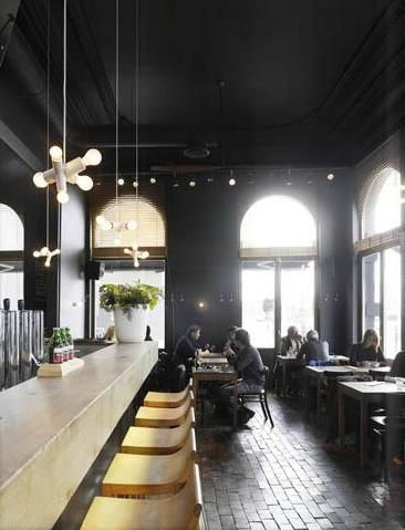 Restaurant Visit Hangar Eenenveertig In Antwerp Remodelista Hotel Interior Design Bar Design Restaurant Restaurant Interior Design