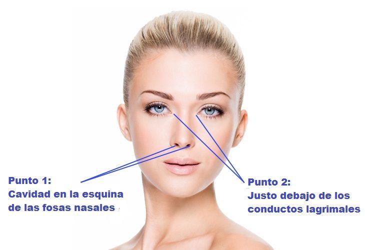 Medicina para la congestión nasal y presión sinusal