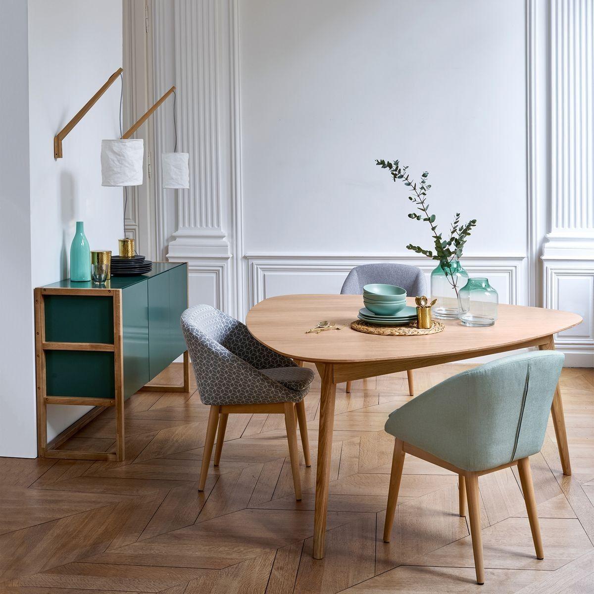 Fauteuil De Table Jimi La Redoute Interieurs La Redoute Table A Manger Triangulaire Table Salle A Manger Table Triangulaire