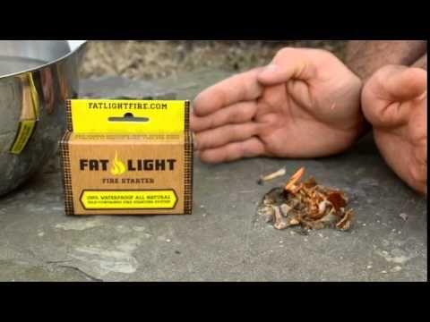 Fat Light | All Natural Fire Starter