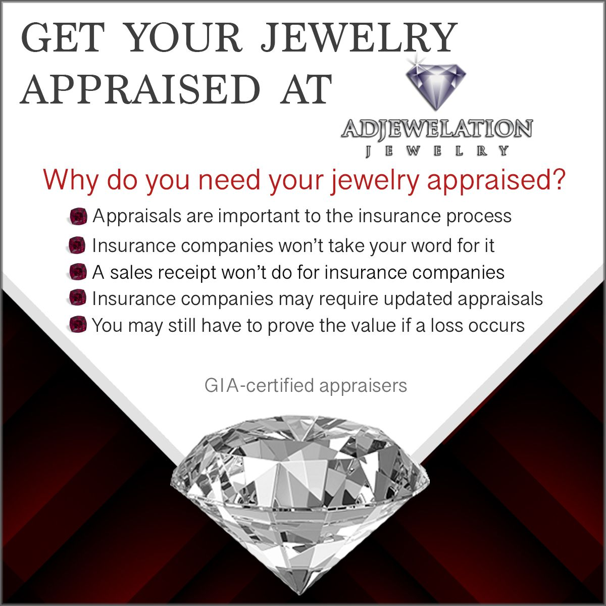 35++ How do you get jewelry appraised ideas in 2021