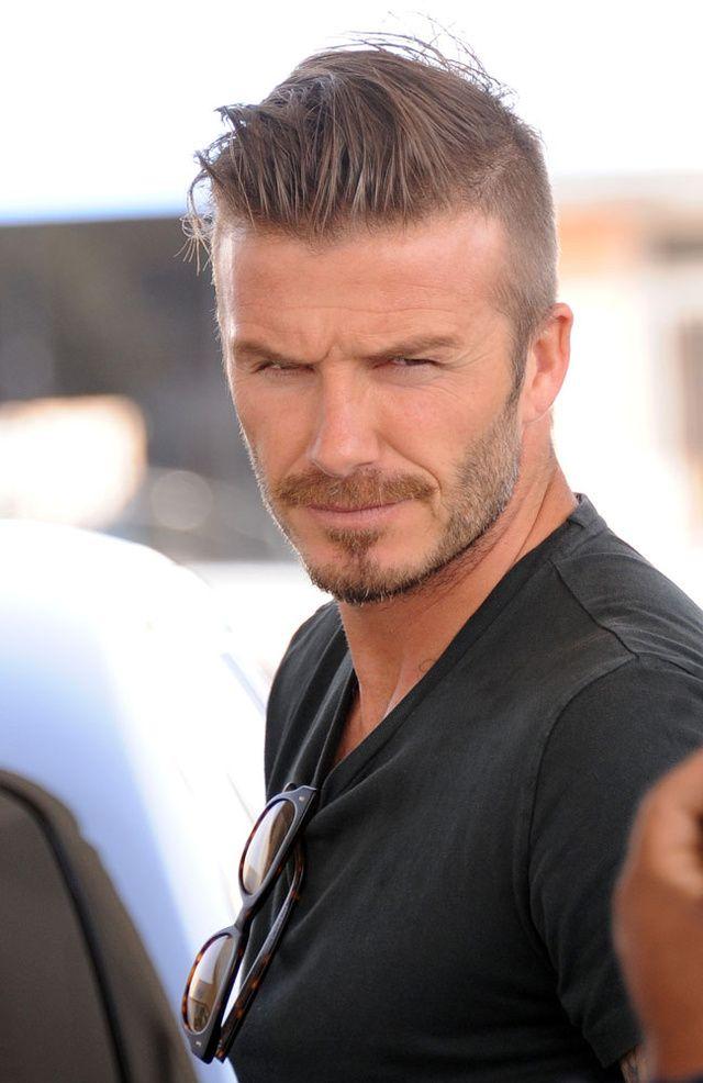 Hairstyles For Men With Big Foreheads Feliz Cumpleaños David Beckham 12 Momentos Que Nos Conquistaron