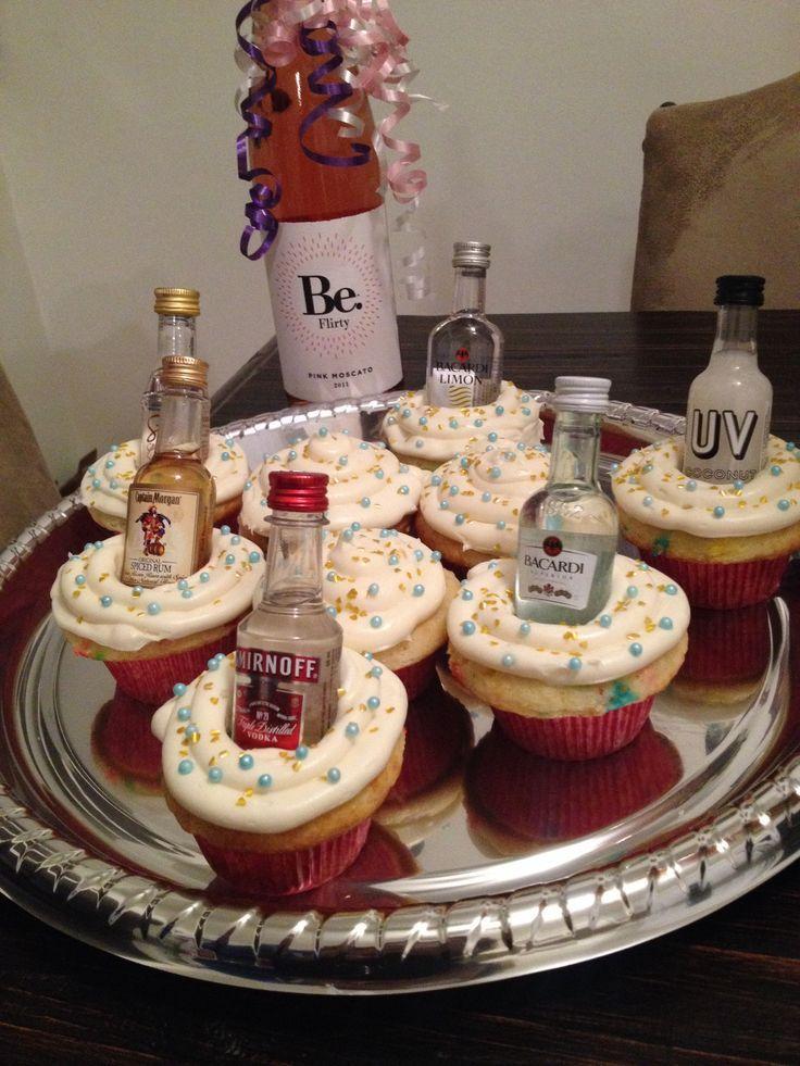 21st birthday Cupcakes Pinterest 21st birthday and Man cupcakes