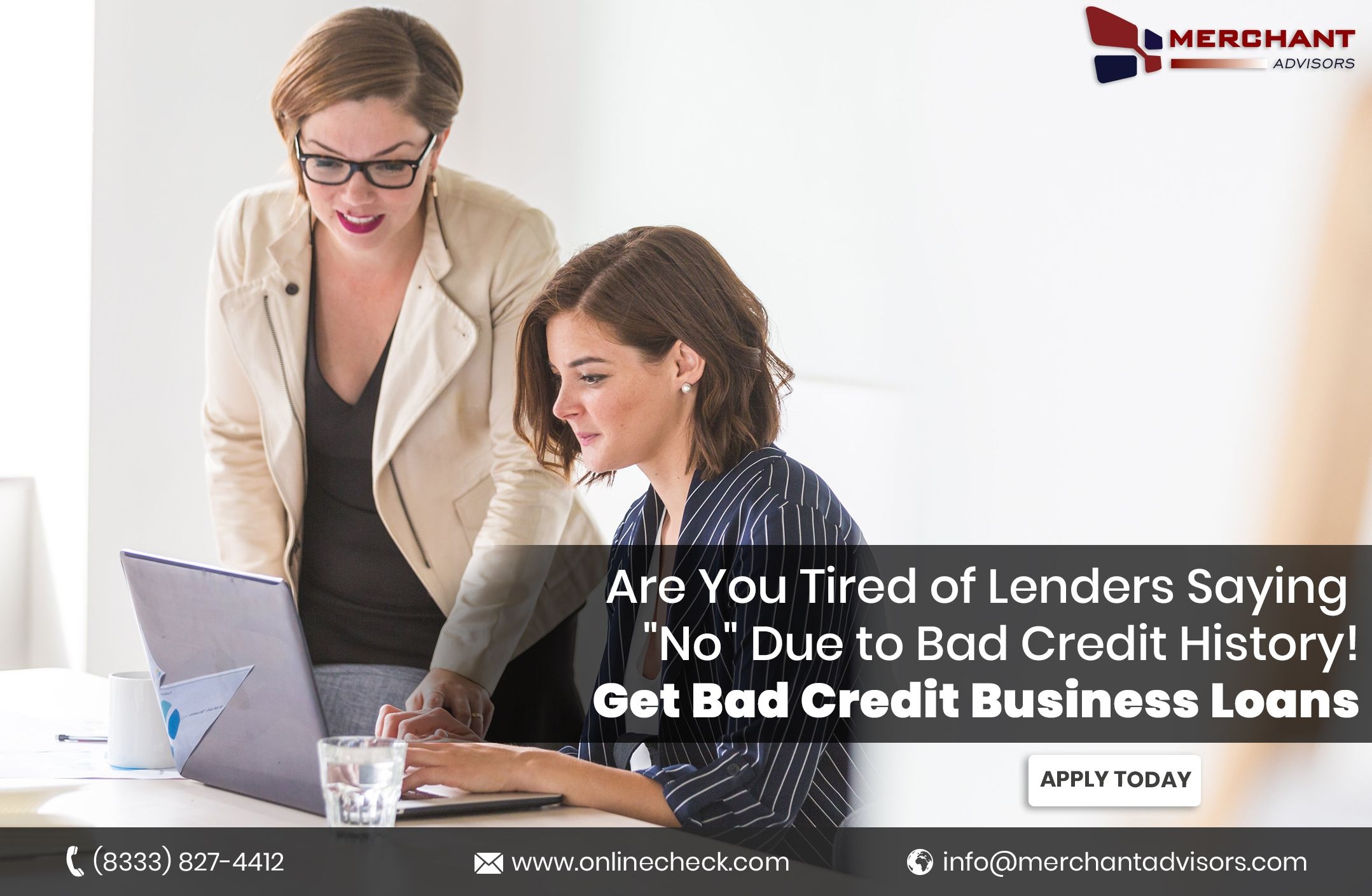 A Complete Guide On Bad Credit Business Loans And Alternative Business Loans Business Loans Bad Credit Credit History
