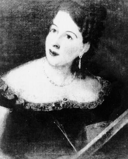 Eliza Hamilton Dunlop 1796–1880 Australian Poet