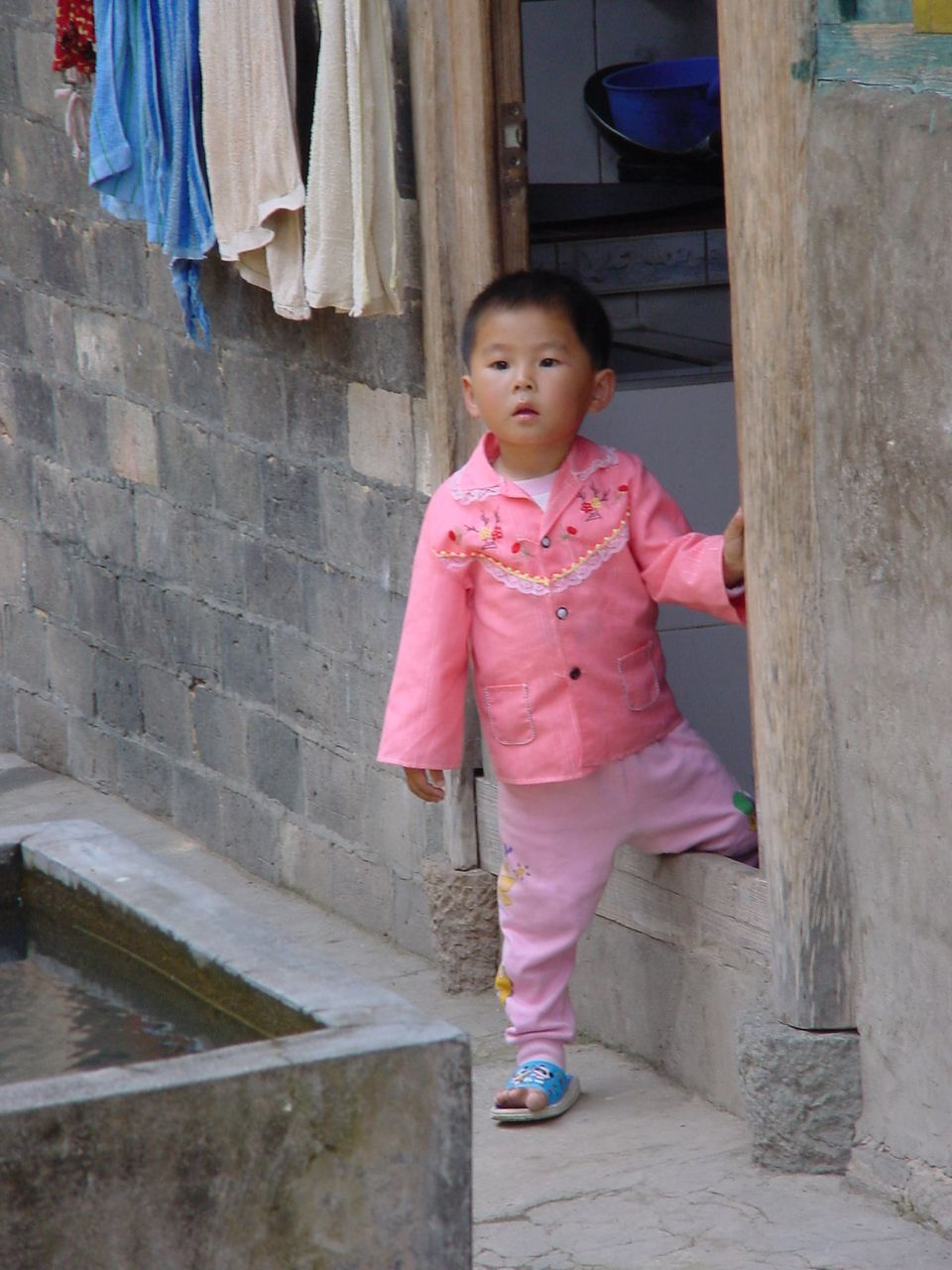 Innocent in China