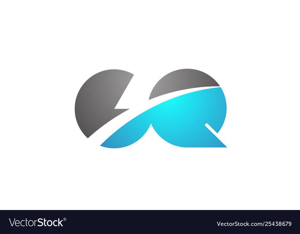 Alphabet Letter Gq G Q Logo Company Icon Design Vector Image Spon Gq Logo Alphabet Letter Ad Gq Men Suits Gq Mens Style Logos