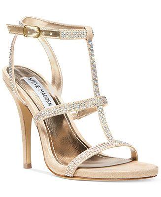 f7a88f7ef Steve Madden Luulu Evening Sandals - Evening & Bridal - Shoes - Macy's  @Róisín Thanisch (nee Durham)