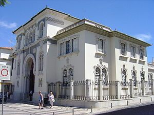 Banco de Portugal (Faro) Casas senhoriais, Portugal
