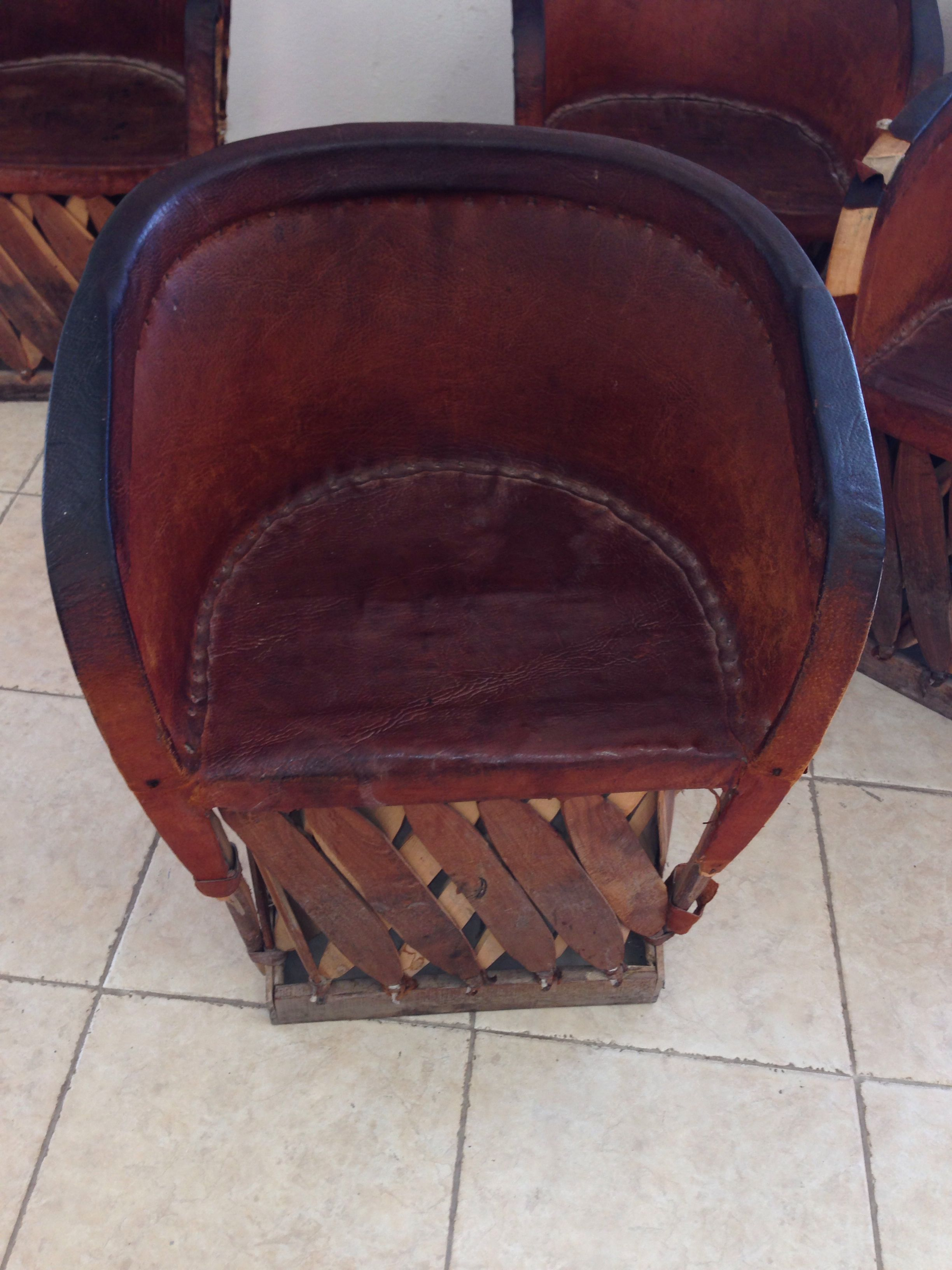 Love this chair found in Mexico
