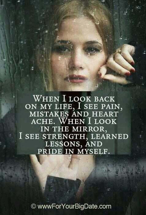 When I Look Back On My Life Words Inspirational Quotes Me Quotes