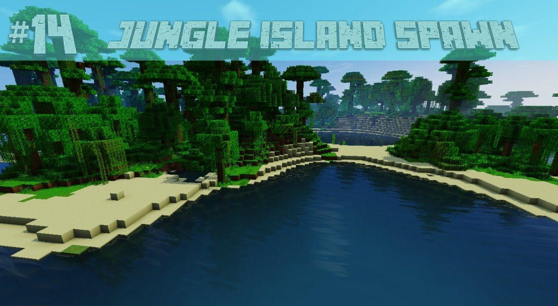 Cool jungle island spawn minecraft seed 187 good for building cool jungle island spawn minecraft seed 187 good for building publicscrutiny Gallery