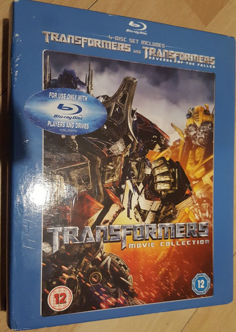 Transformers 1 and 2 blu ray box set,  View more on the LINK: 	http://www.zeppy.io/product/gb/2/282276567519/