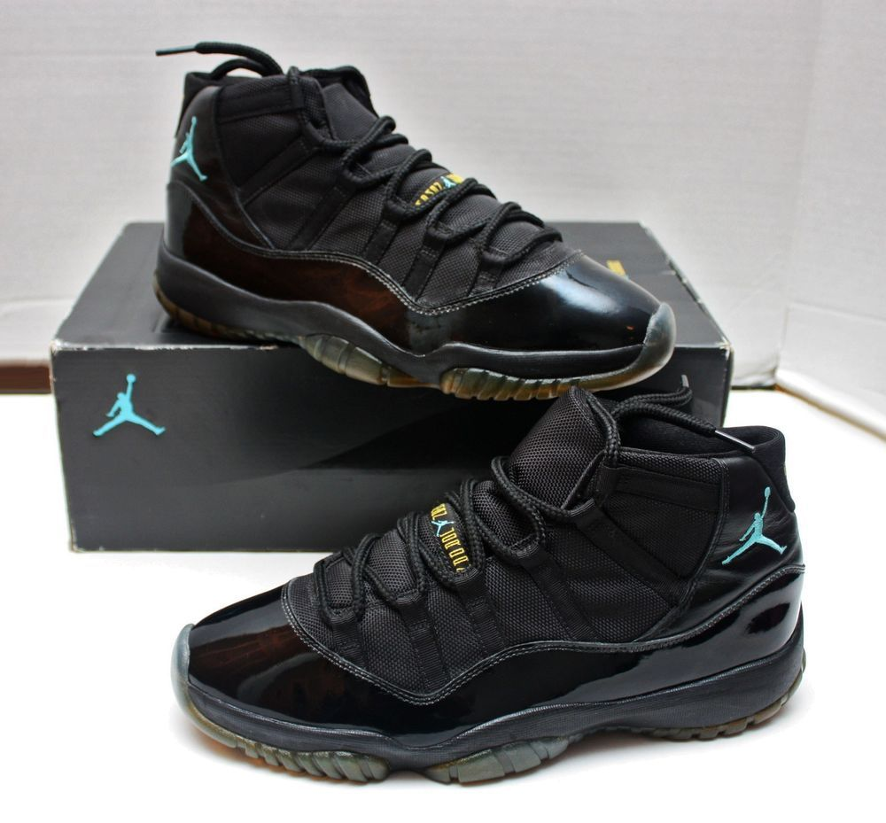 Air Jordan 11 Gamma Bleu Taille 10,5