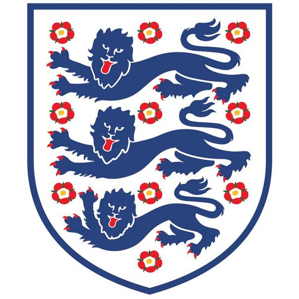England National Football Team Logo Eps Pdf Vector Eps Free Download Logo Icons England National Football Team England Football Badge Football Team Logos