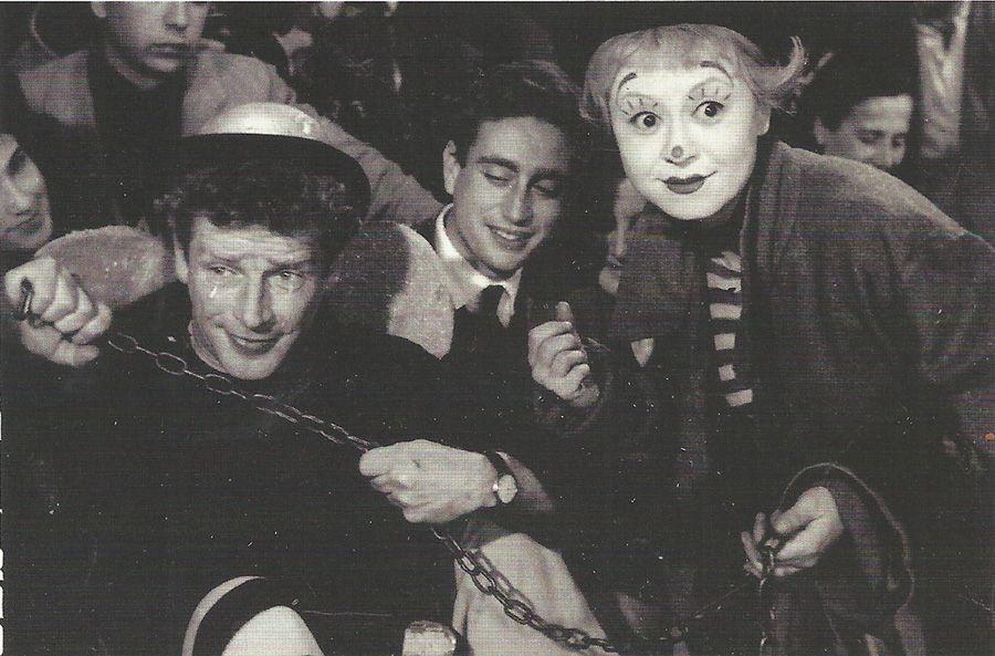 La Strada 1954 film de Federico Fellini avec Guilieta Masina