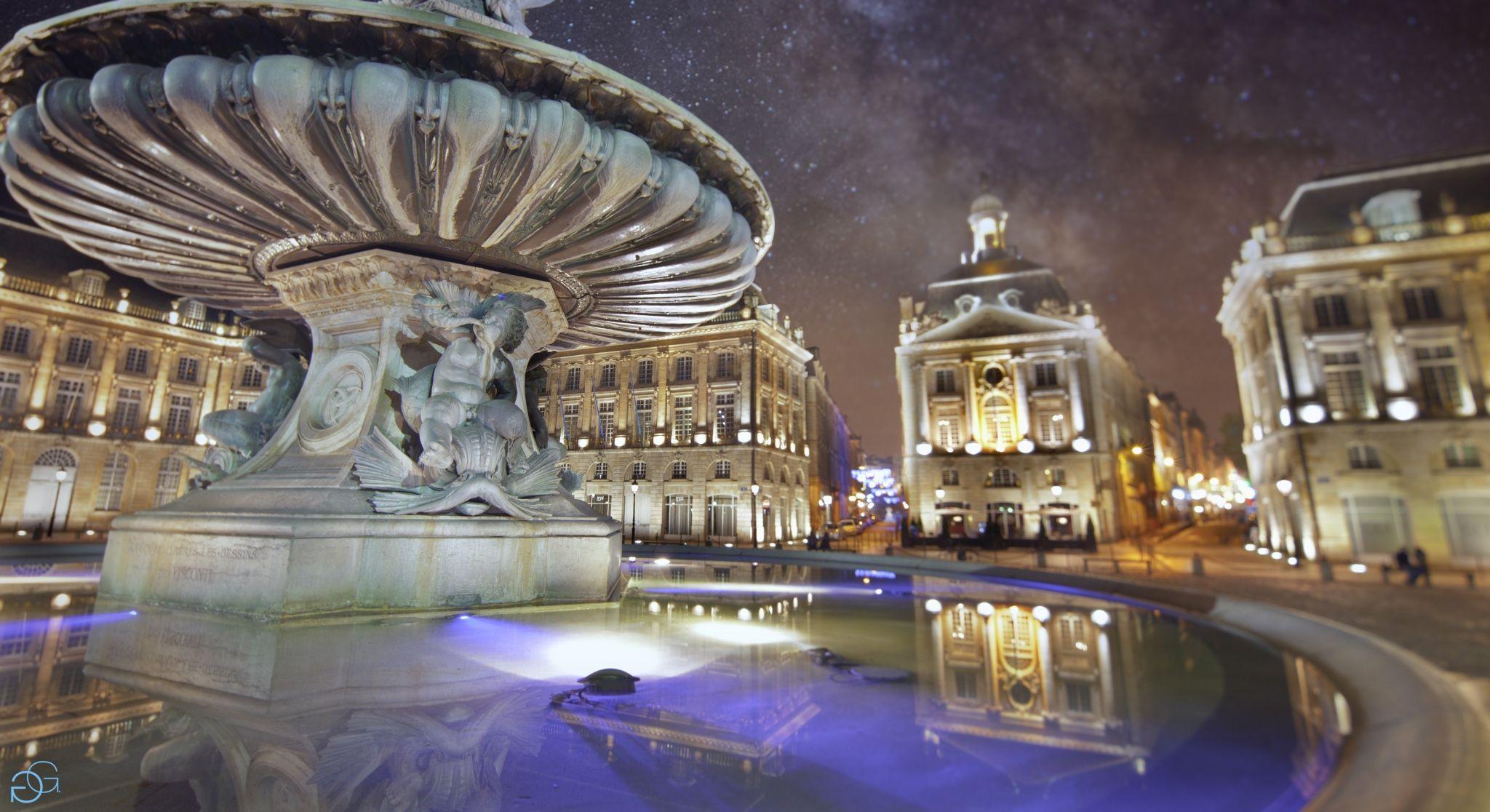 Place de la Bourse by Geoffroy_GROULT on 500px