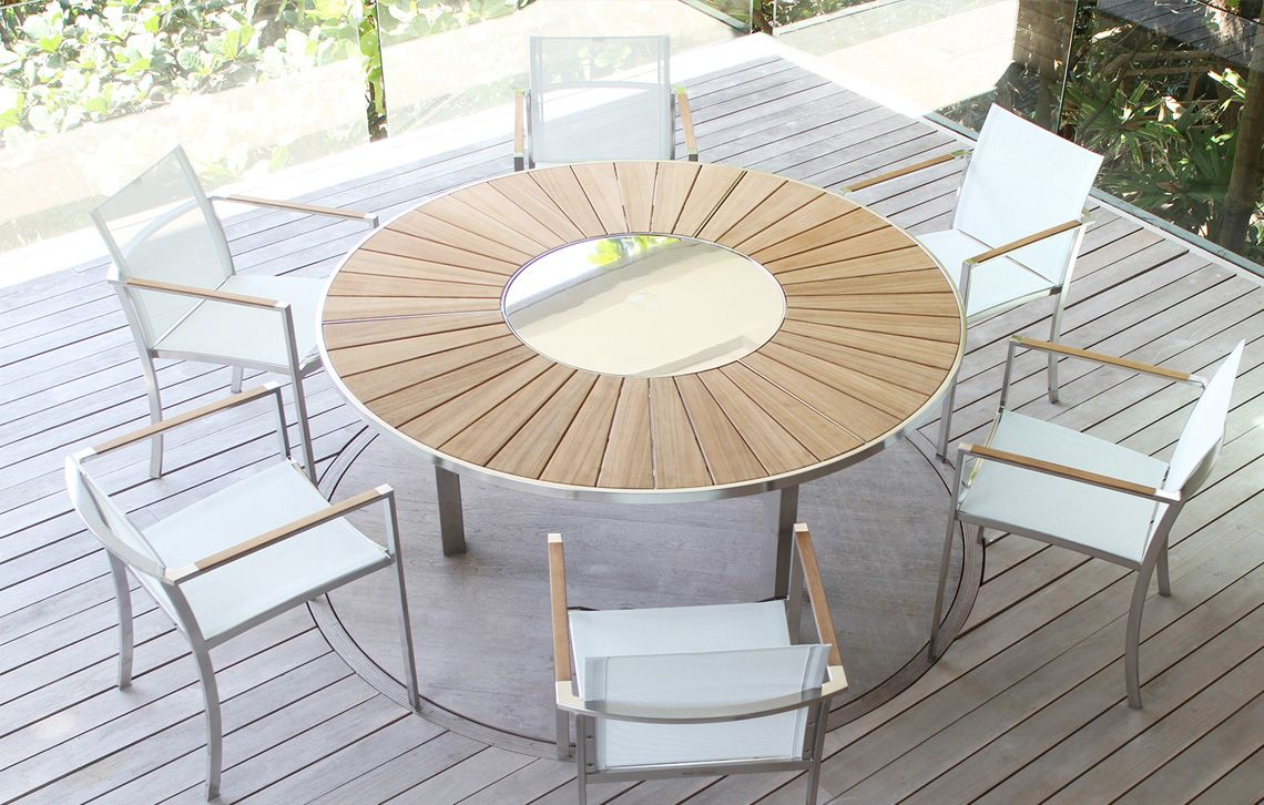 Gartentisch O Zon Aussenmobel Gartenmobel Design Gartentisch