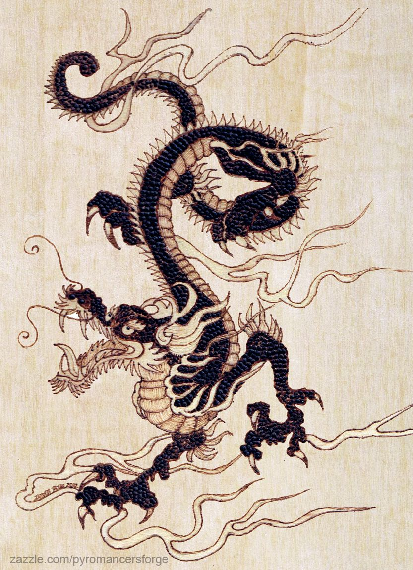 does anyone else feel like this dragon is a lecher stickereien pinterest chinese dragon. Black Bedroom Furniture Sets. Home Design Ideas