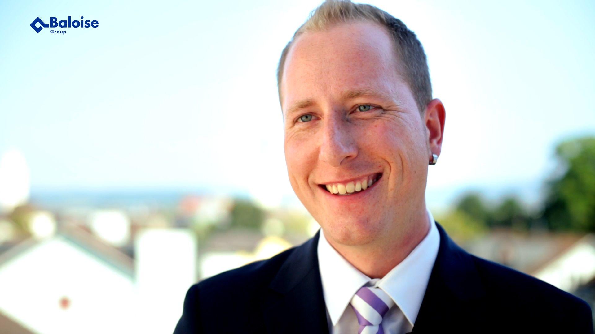 Willst du wissen, wie es ist Kundenberater bei den Basler Versicherungen zu sein? Schau dir das Video von Matthias an! Er erzählt aus seinem Alltag als #Kundenberater: http://baloisejobs.com/?p=11134 #Baloise #Karriere #Aussendienst #Video