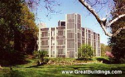Erdman Hall Dormitories   Louis I. Kahn   Bryn Mawr, PA