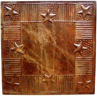 Star design Decorative Ceiling Tiles | Decorative Hardware-Craft Supplies-Drawer Knobs-Hinges & Screws-Hooks ...