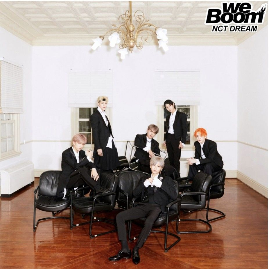 We Boom Album Cover Nct Dream Nct Dream Nct Nct Dream Members