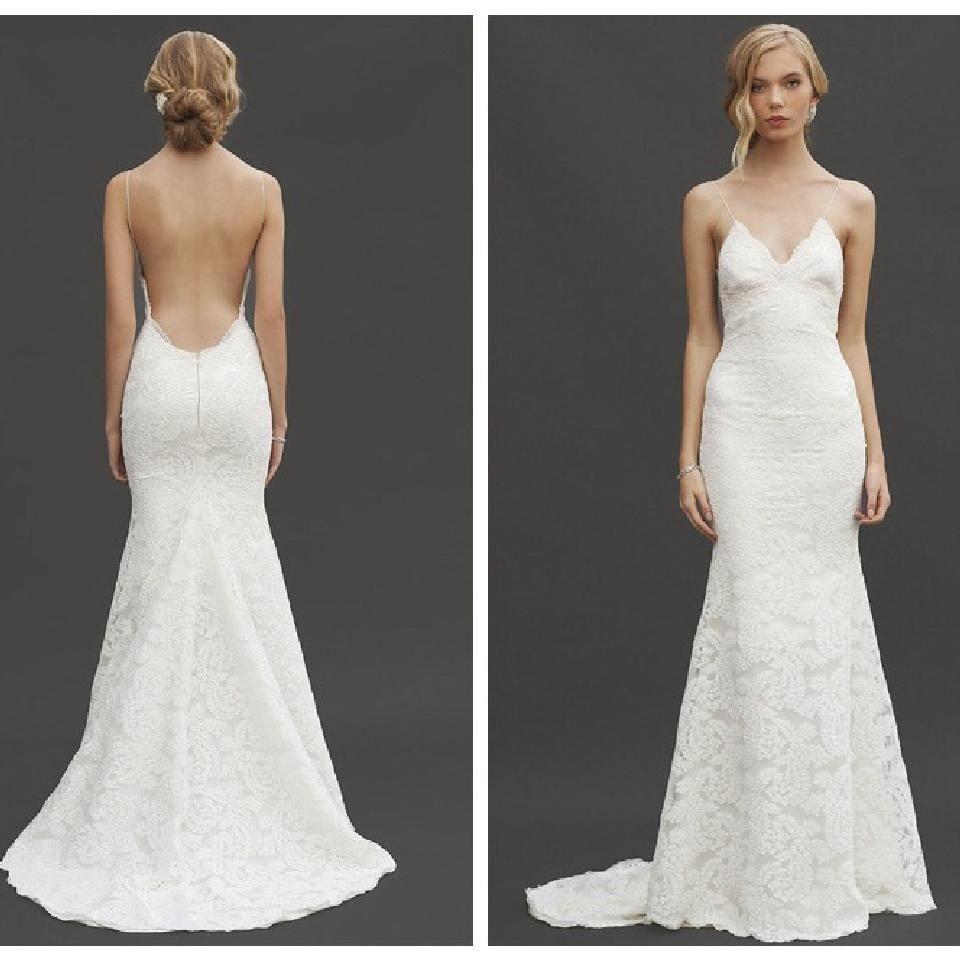 Katie may ivory poipu destination wedding dress size 4 s
