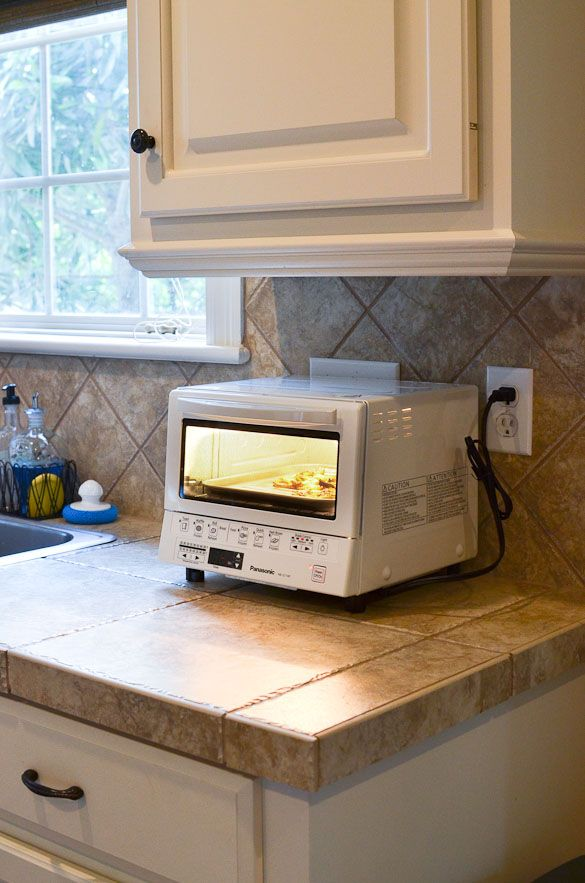Panasonic FlashXpress Toaster Oven Giveaway InAFlash