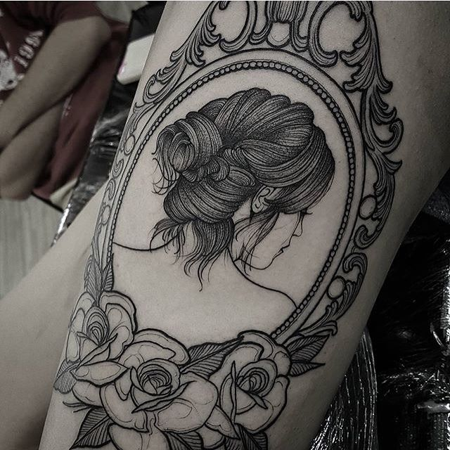 Small Mirror Tattoo: Pin By Pholy Gipe On Tattoos